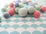 Viltballen pastel 1 - SD