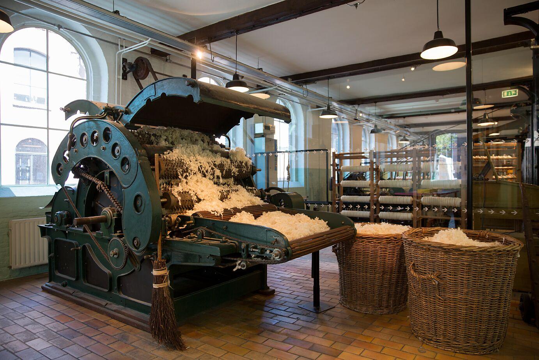wollendekenfabriek