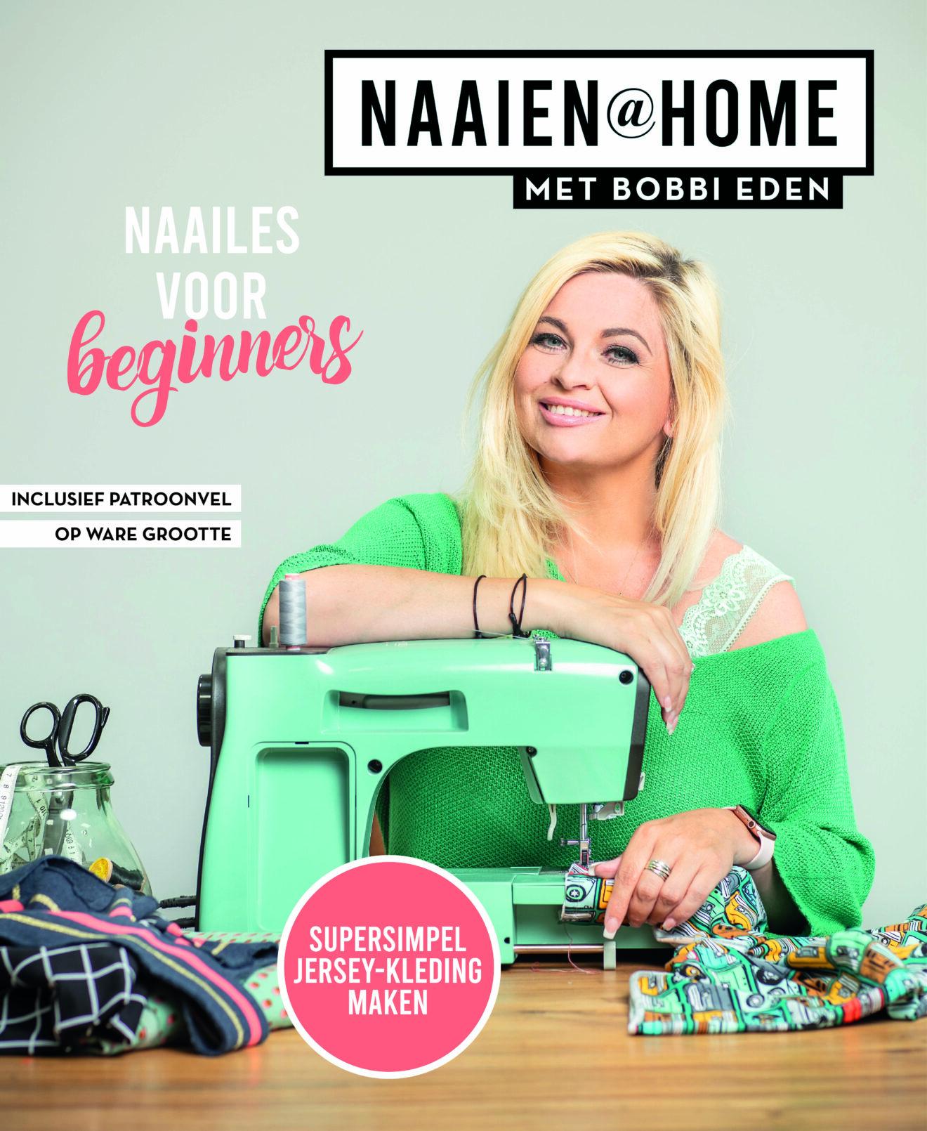 Eden, Bobbi - Naaien @Home HR